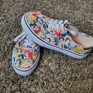 Disney Princess Vans